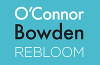 O'Connor Bowden Rebloom Logo
